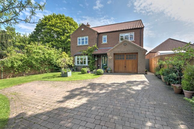 Thumbnail Detached house for sale in Deighton, Northallerton