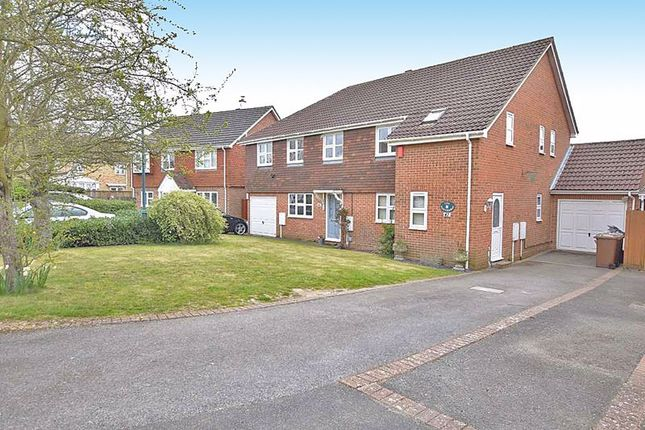 Thumbnail Semi-detached house to rent in Camomile Drive, Weavering, Maidstone