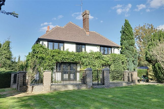 Thumbnail Detached house for sale in Latchmore Bank, Little Hallingbury, Bishop's Stortford, Herts