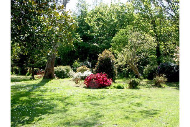 Gardens of Tregatillian, St. Columb TR9