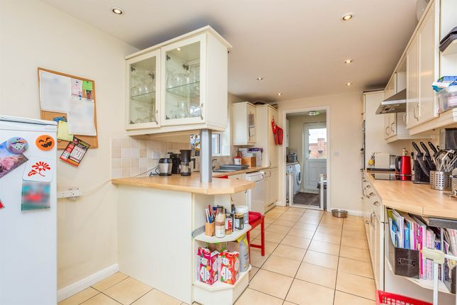 Thumbnail Detached house for sale in Brimmers Way, Aylesbury