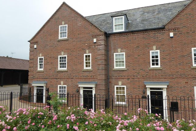 Thumbnail Terraced house for sale in Ayston Road, Uppingham, Oakham