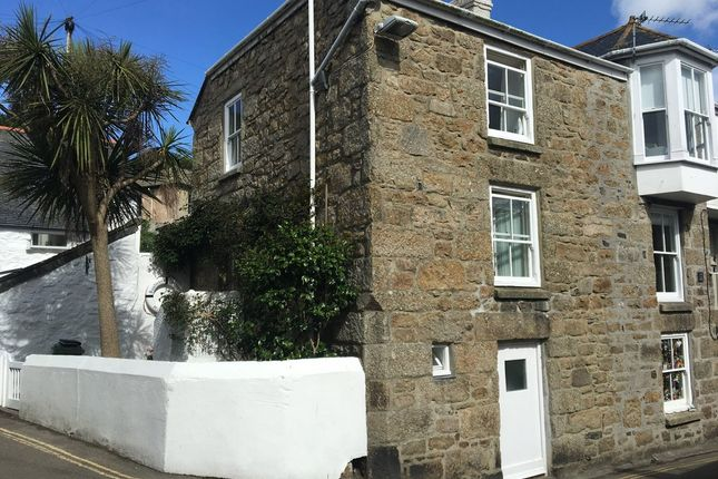 Thumbnail Terraced house for sale in Mill Lane, Mousehole, Penzance