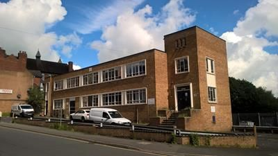 Thumbnail Office for sale in 75 Mill Street, Kidderminster, Worcestershire