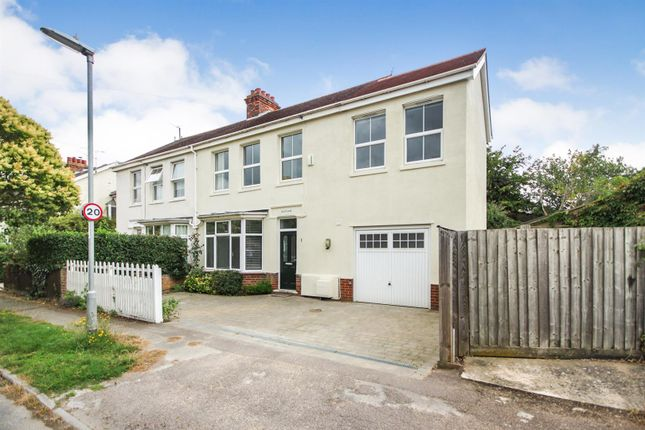 Thumbnail Detached house to rent in Coniston Road, Cambridge