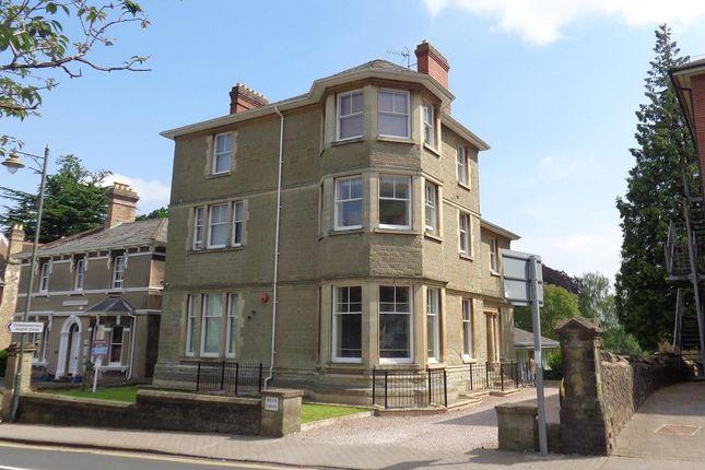 Thumbnail Flat to rent in Apartment 11, 36 Church Street, Great Malvern