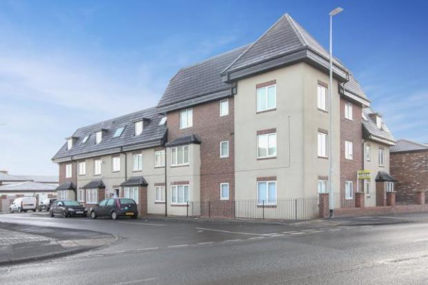 2 bed flat to rent in Ware Steet, Stockton-On-Tees TS20