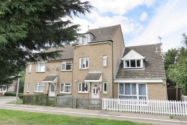 Thumbnail Terraced house for sale in Cleveland Close, Highwoods, Colchester