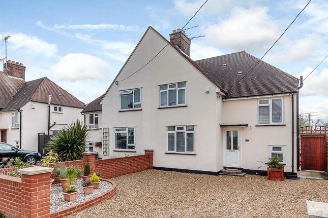 Thumbnail Semi-detached house for sale in Disney Close, Ingatestone