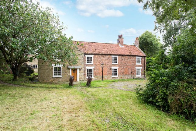 Thumbnail Detached house for sale in Oulston, York