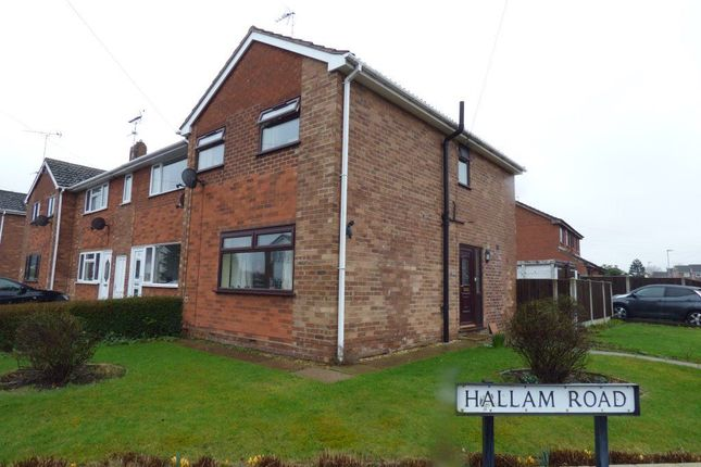 Thumbnail Property to rent in Hallam Road, Uttoxeter