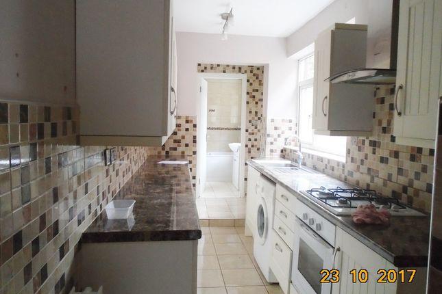 Thumbnail Terraced house to rent in St. Thomas Road, Erdington, Birmingham