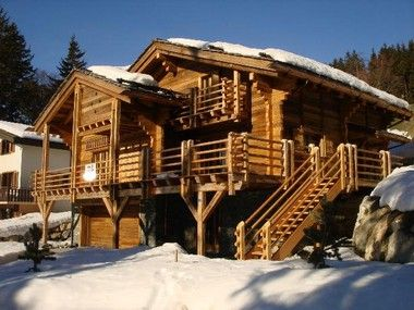 Thumbnail Chalet for sale in Crans-Montana, Switzerland
