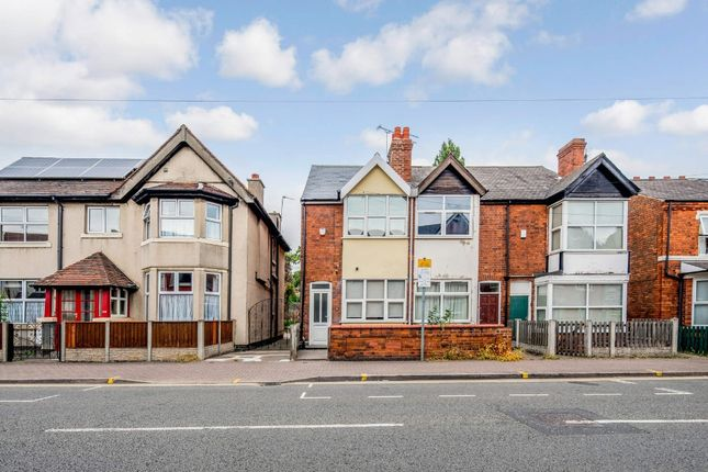 Thumbnail Semi-detached house to rent in Station Road, Beeston, Nottingham