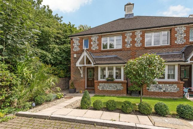 Thumbnail Semi-detached house for sale in Southlands Drive, Wimbledon, London
