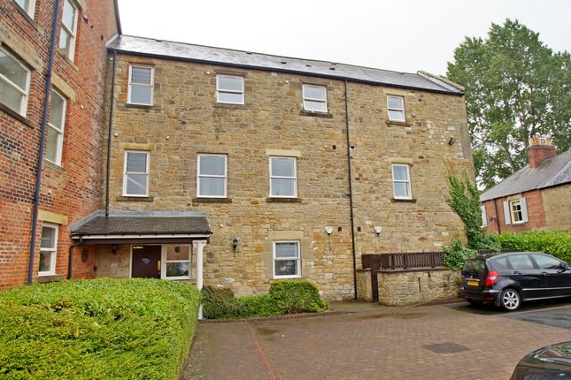 Thumbnail Flat for sale in Olivers Mill, Morpeth