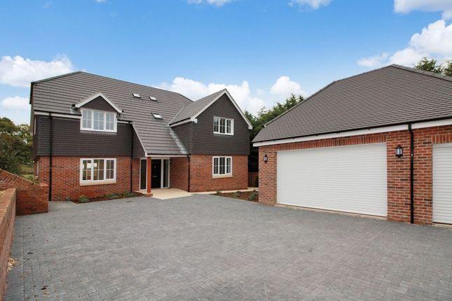 Thumbnail Detached house for sale in Pylands Lane, Bursledon, Southampton