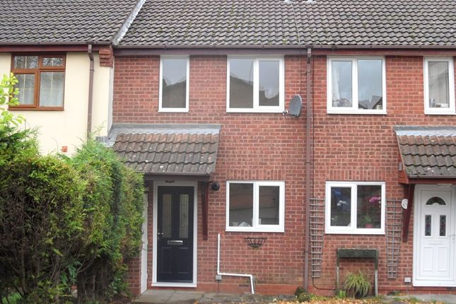 Thumbnail Terraced house to rent in Cheveley Court, Oakwood, Derby
