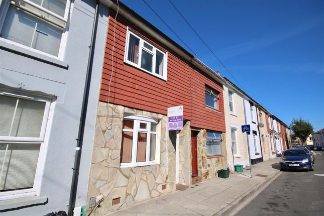 Thumbnail Terraced house to rent in Oxford Road, Southsea