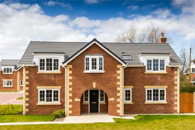 Detached house for sale in Bracken Gardens, Ormskirk