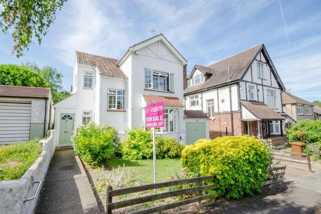 Thumbnail Detached house for sale in Southfields, Rochester, Kent
