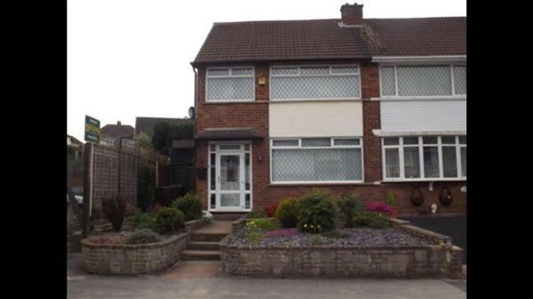 Thumbnail Property to rent in Leslie Rise, Oldbury, Birmingham