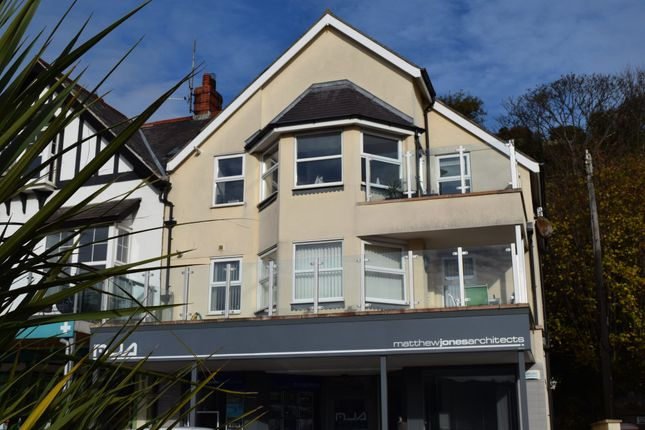 Thumbnail Flat to rent in Station Road, Deganwy, Conwy