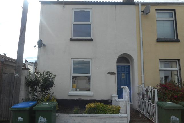 3 bedroom end terrace house for sale in Caslte Street, Southampton