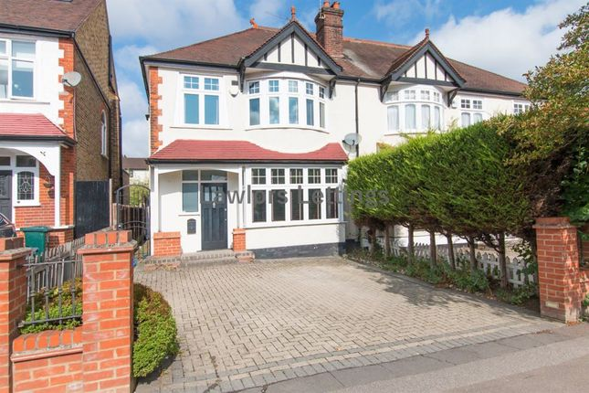 Thumbnail Property to rent in Kings Avenue, Woodford Green