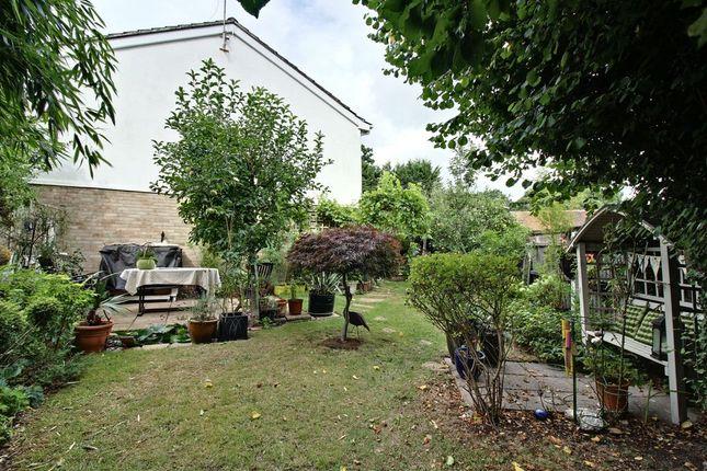 Garden At Side of Mortimer Close, Hartley Wintney, Hook RG27