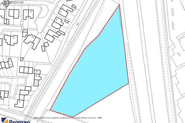 Land for sale in Land At Windmill Lane, Manchester