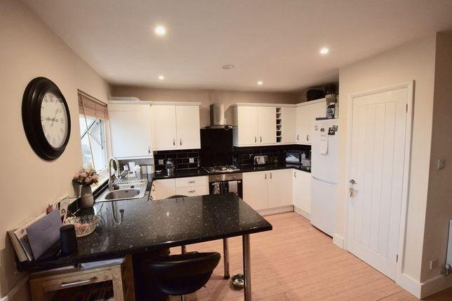 Kitchen of Ocean View Crescent, Brixham TQ5