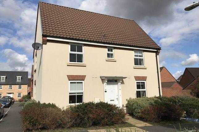 Thumbnail Semi-detached house to rent in Collett Road, Norton Fitzwarren, Taunton, Somerset