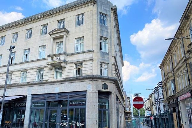 Thumbnail Flat for sale in Griffin Street, Newport