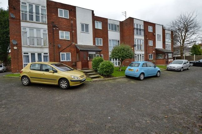 Thumbnail Flat to rent in Kersal Road, Prestwich, Manchester
