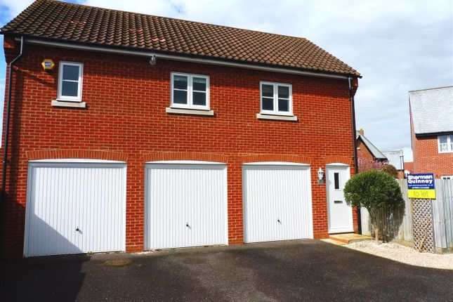 Thumbnail Flat to rent in Woodfield Lane, Lower Cambourne, Cambridge