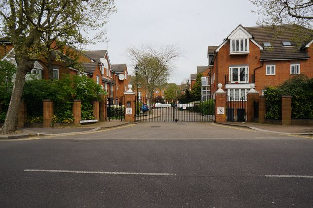 Thumbnail Town house for sale in Honeyman Close, London