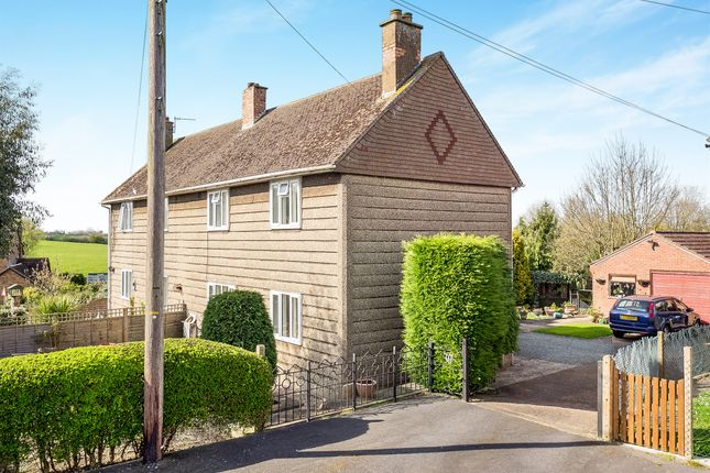 Thumbnail Semi-detached house for sale in Burdetts Close, Great Dalby, Melton Mowbray