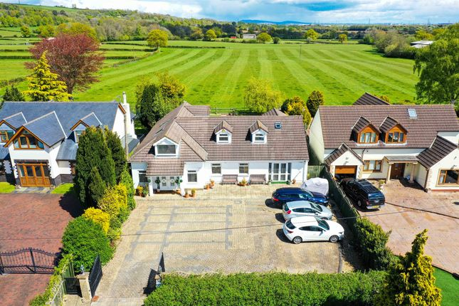 5 bed detached house for sale in Marshfield Road, Castleton, Cardiff CF3
