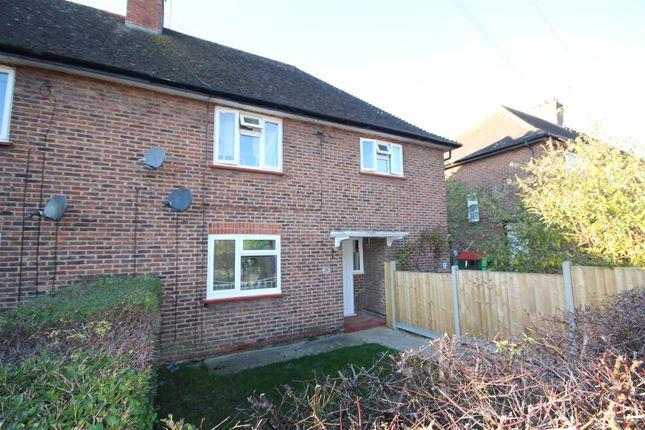 Thumbnail Maisonette to rent in Foxburrows Avenue, Guildford