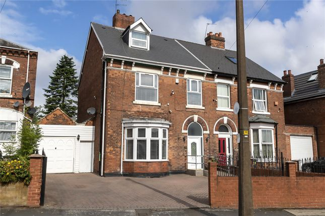 Thumbnail Semi-detached house for sale in Holly Lane, Smethwick, West Midlands