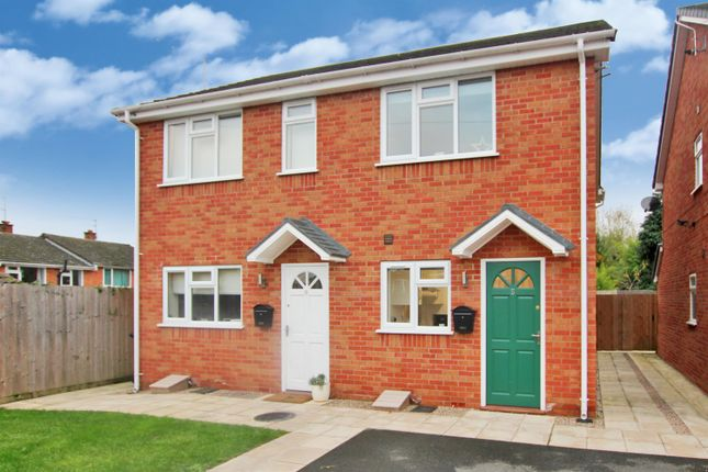 Thumbnail Semi-detached house for sale in Summers Mews, Studley