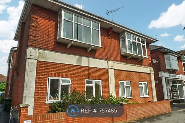 Thumbnail Flat to rent in Christchurch Road, Bournemouth