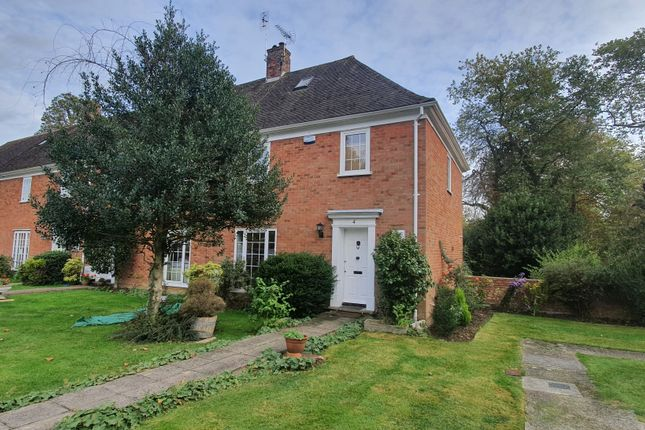 Thumbnail End terrace house to rent in Westwell Court, Tenterden