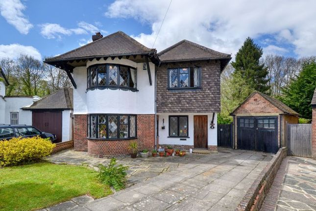 4 bed detached house for sale in Little Thrift, Petts Wood, Orpington BR5