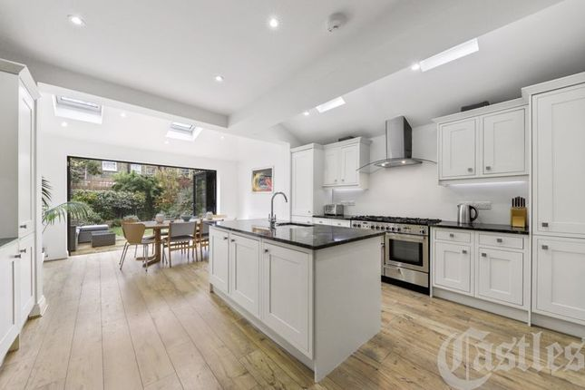 Thumbnail Terraced house for sale in Inderwick Road, London