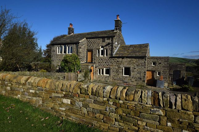 Thumbnail Detached house for sale in Slack Top, Slack, Heptonstall
