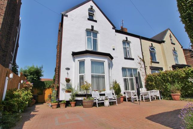 Thumbnail Semi-detached house for sale in Kingsland Road, Prenton, Wirral