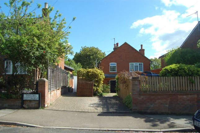 Thumbnail Semi-detached house to rent in Oughton Head Way, Hitchin