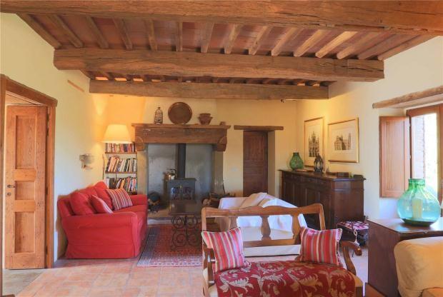 Picture No. 06 of Casa Murlo, Preggio, Umbria, Italy